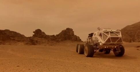 [4k]电影《火星救援》超清VR体验